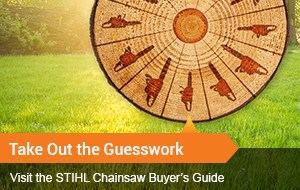STIHL Chainsaw Guide